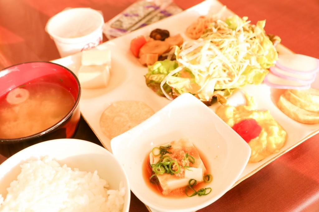 リブマックスリゾート瀬戸内シーフロント 朝食ビュッフェ1