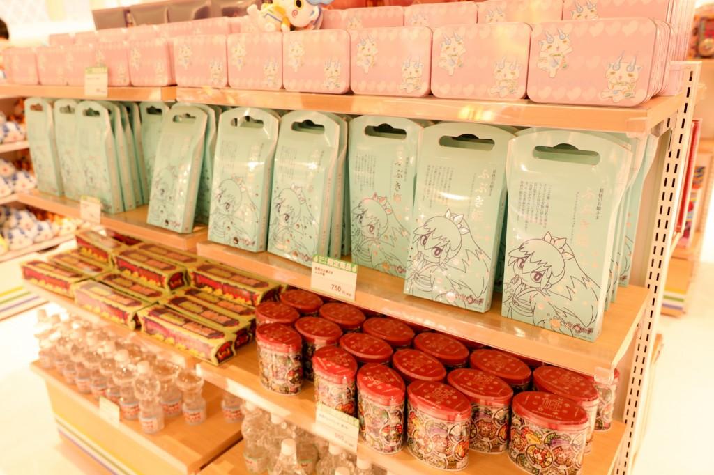 ヨロズマートメイカーズピア名古屋店 ふぶき姫のクッキー