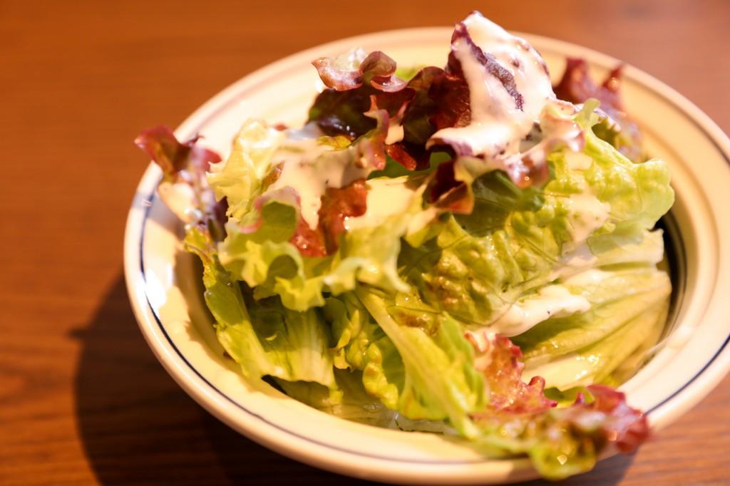 ゴッチーズ ミックスグリルボード サラダ