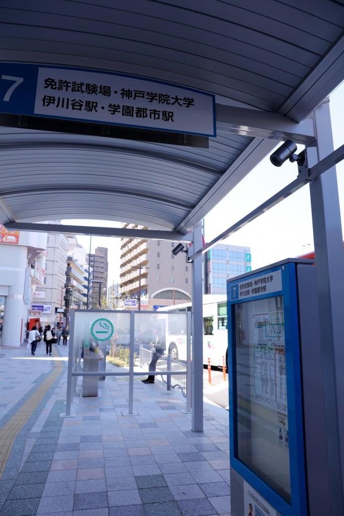 明石駅バスターミナル2