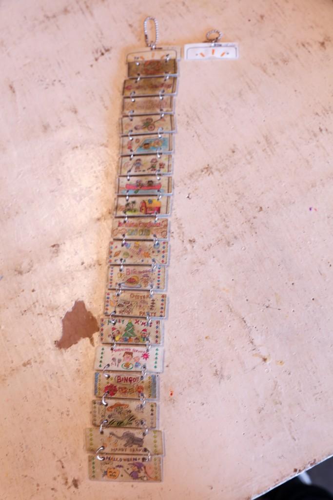 伊勢志摩エバーグレイズ オリジナルキーホルダー作り