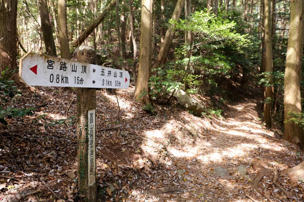 宮路山〜五井山2