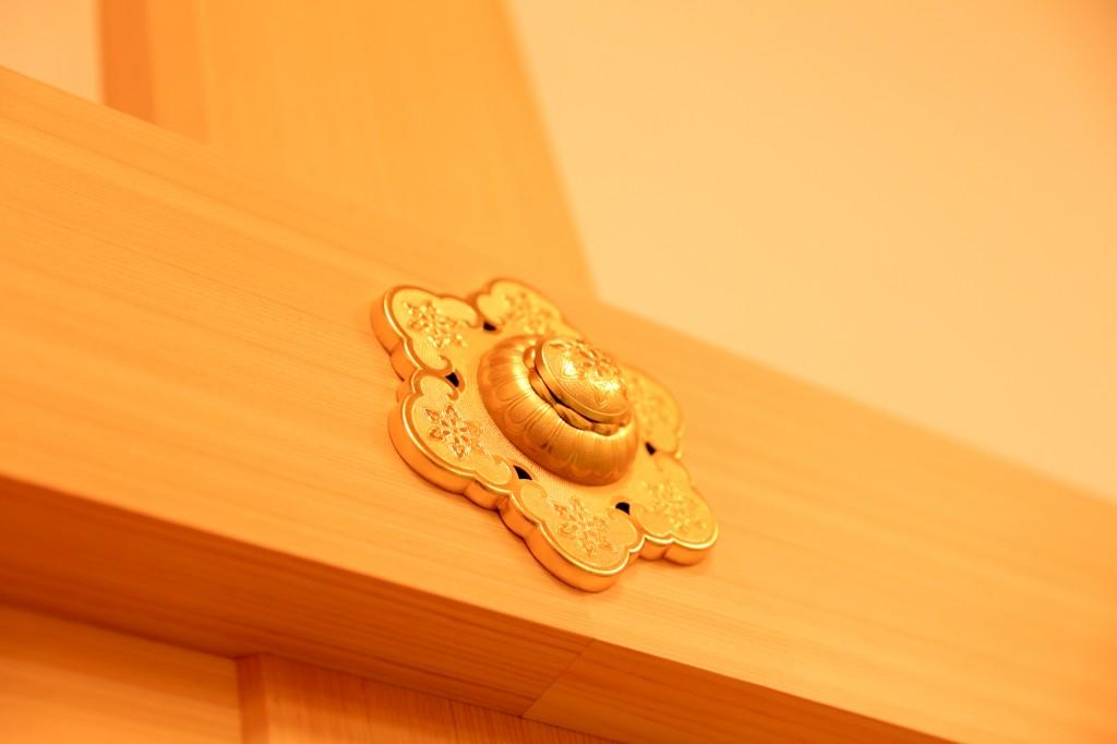 名古屋城 本丸御殿 孔雀の間 装飾