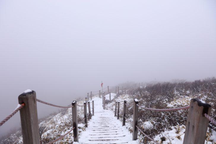 漢拏山 霊室ルート 登山口〜小屋4