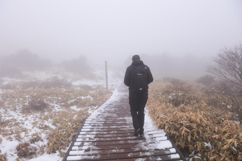 漢拏山 オリモクルート2