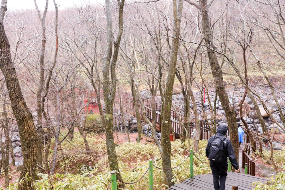 漢拏山 オリモクルート5