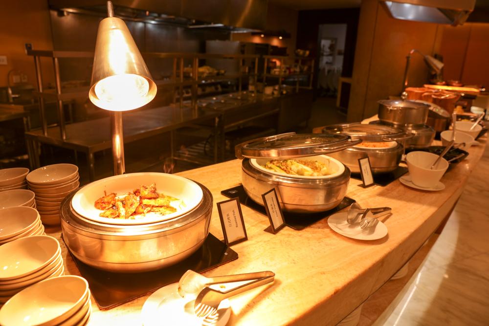 ヒルトン虹橋ホテル 朝食レストラン6