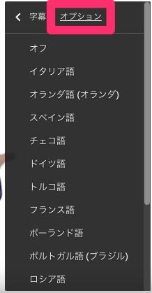 グーグルアナリティクスアカデミー 字幕設定2