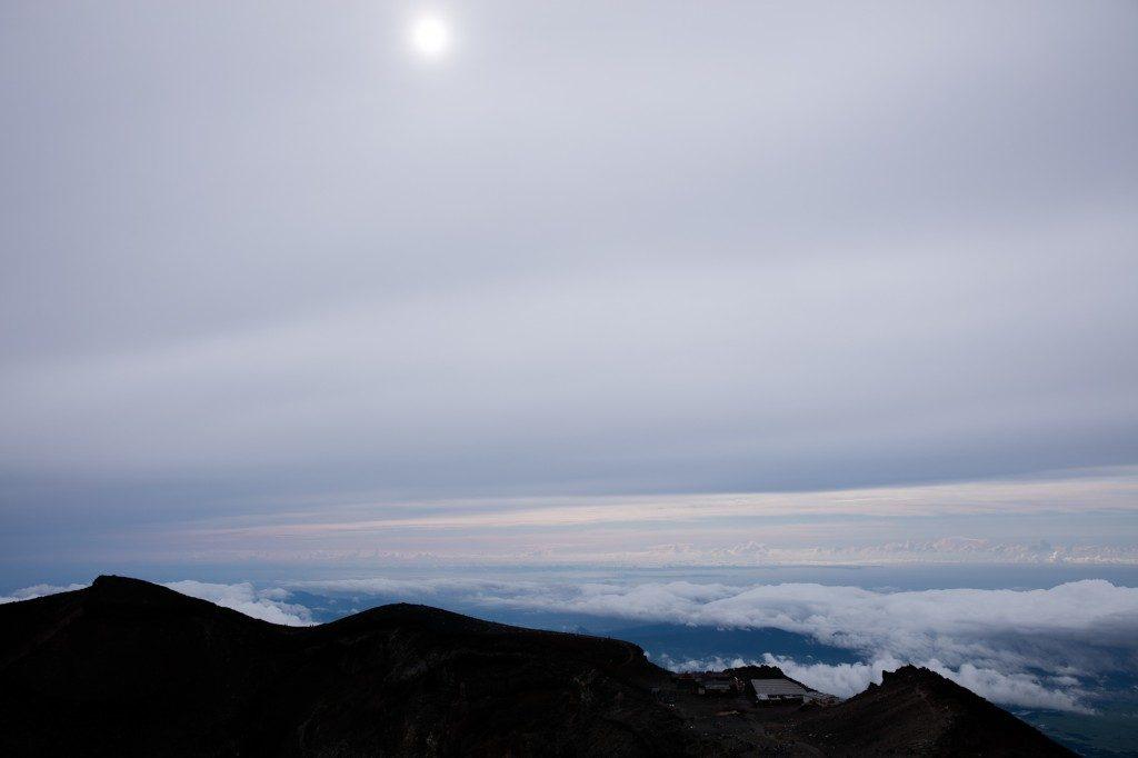 日本最高点からの景色2
