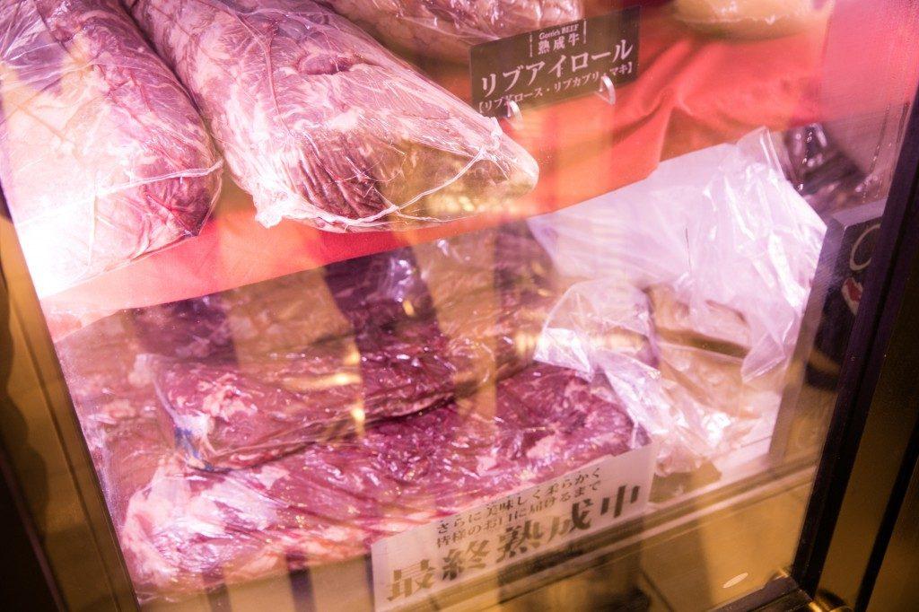 ゴッチーズビーフ KITTE名古屋 熟成肉