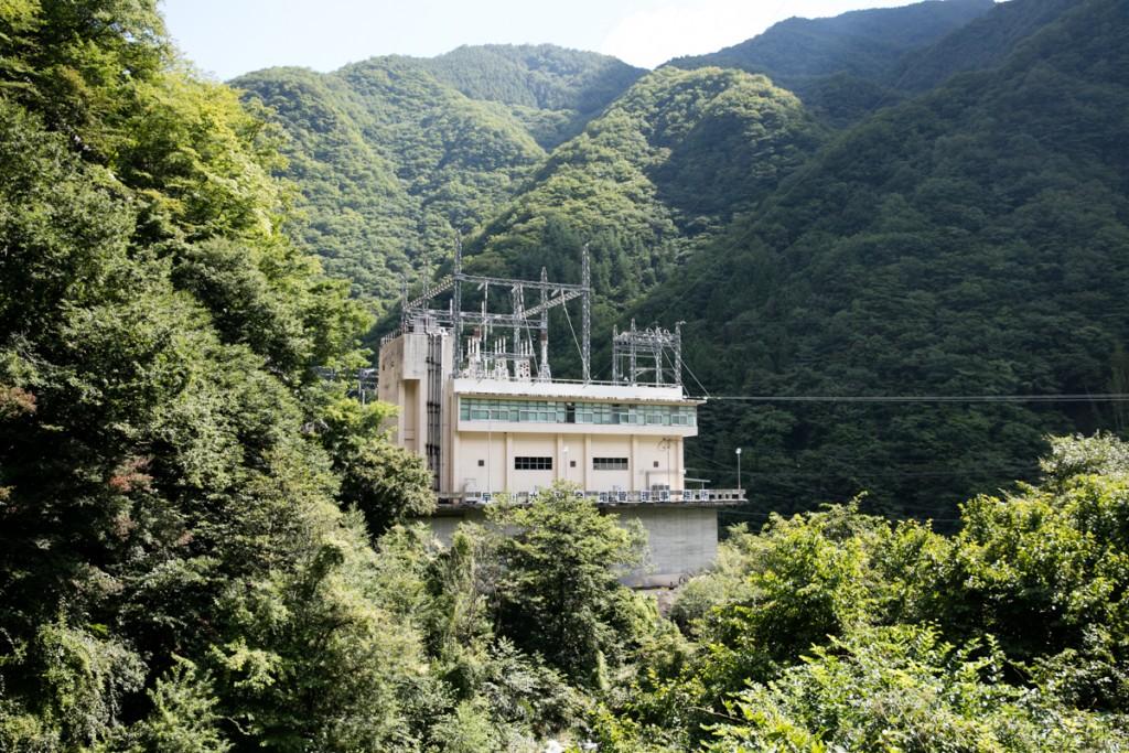 奈良田第一発電所1