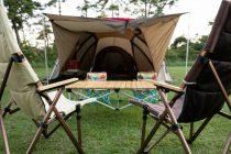 伊良湖キャンプ場 フリーサイトでまったり