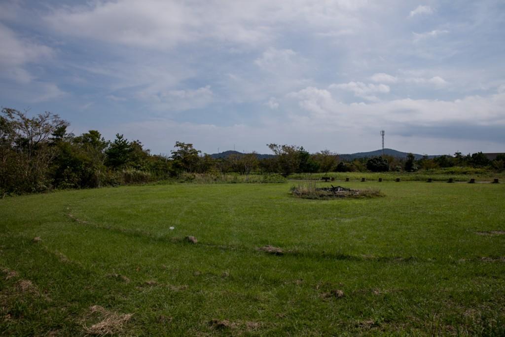 伊良湖キャンプ場 フリーサイト2