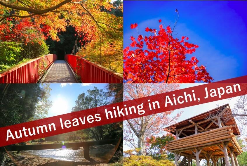 愛知の紅葉ハイキング