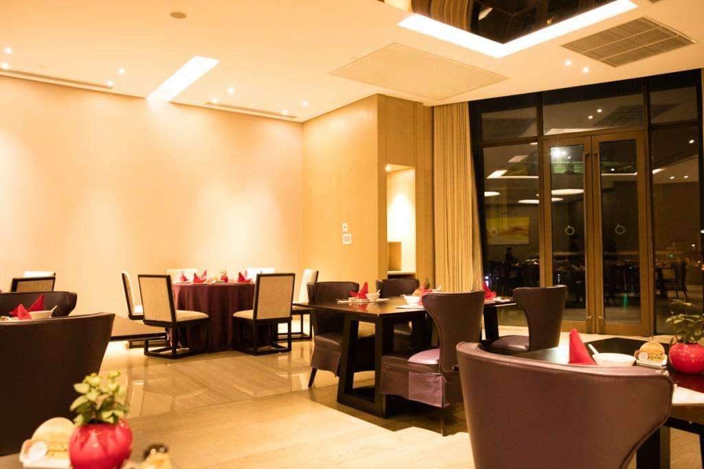 上海嘉定シェラトン 中華レストラン