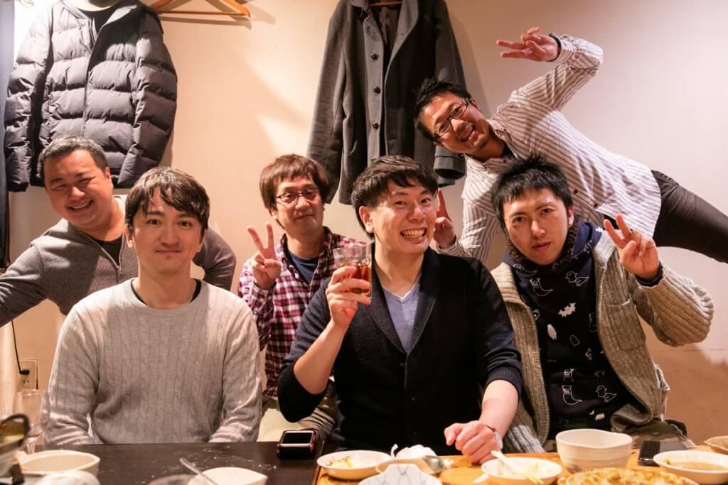 BMS名古屋オフ会 メンバー