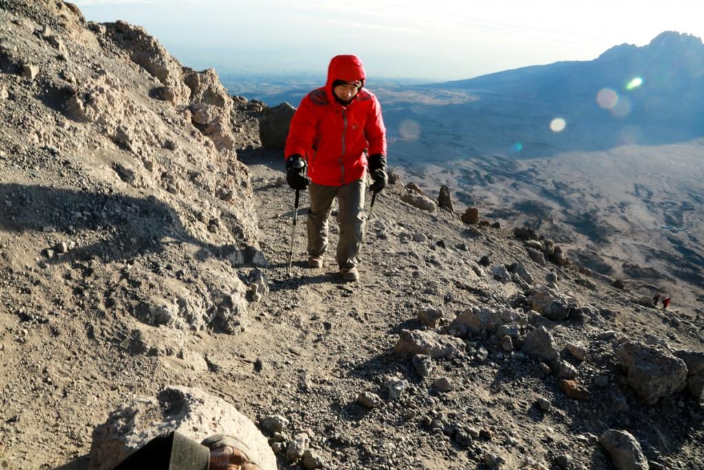 キリマンジャロ登頂を目指して1