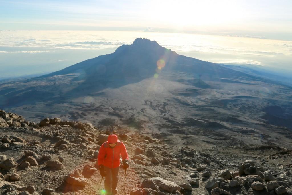 キリマンジャロ登頂を目指して2
