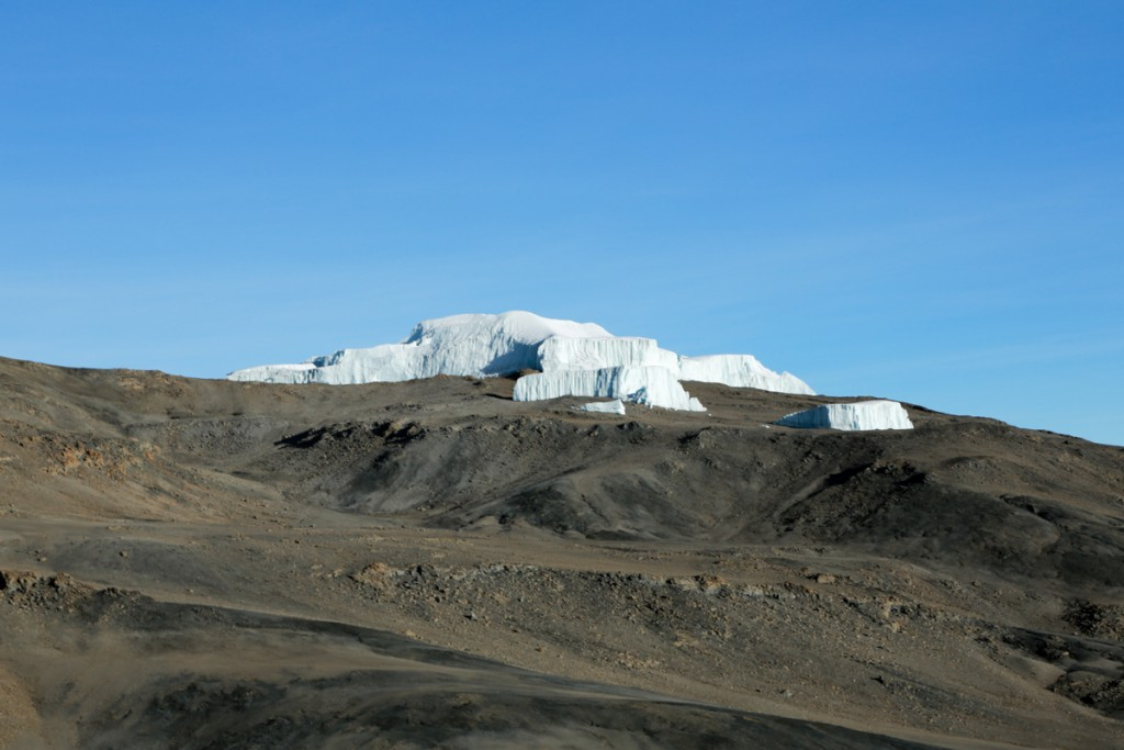 キリマンジャロの雪1