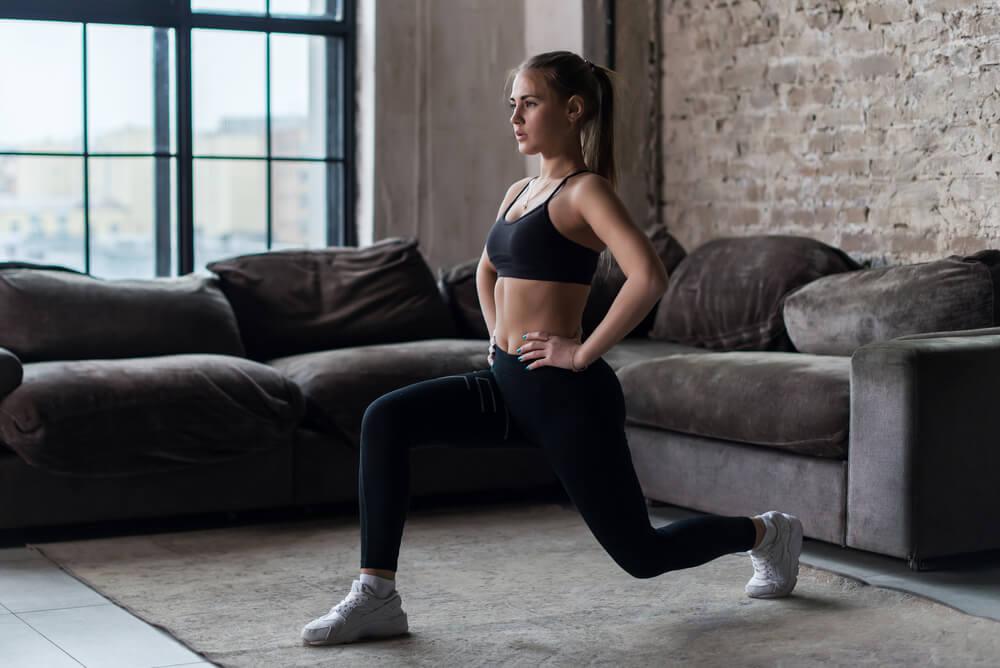自宅で筋力トレーニング