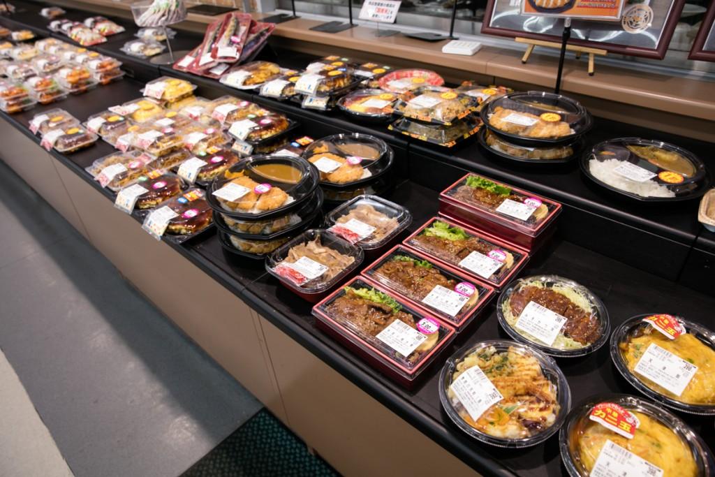 ぎゅーとらラブリー志摩店 惣菜コーナー2
