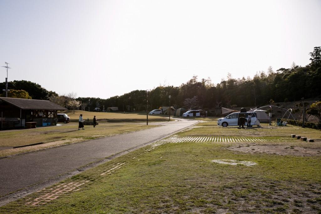 志摩オートキャンプ場 Bサイト