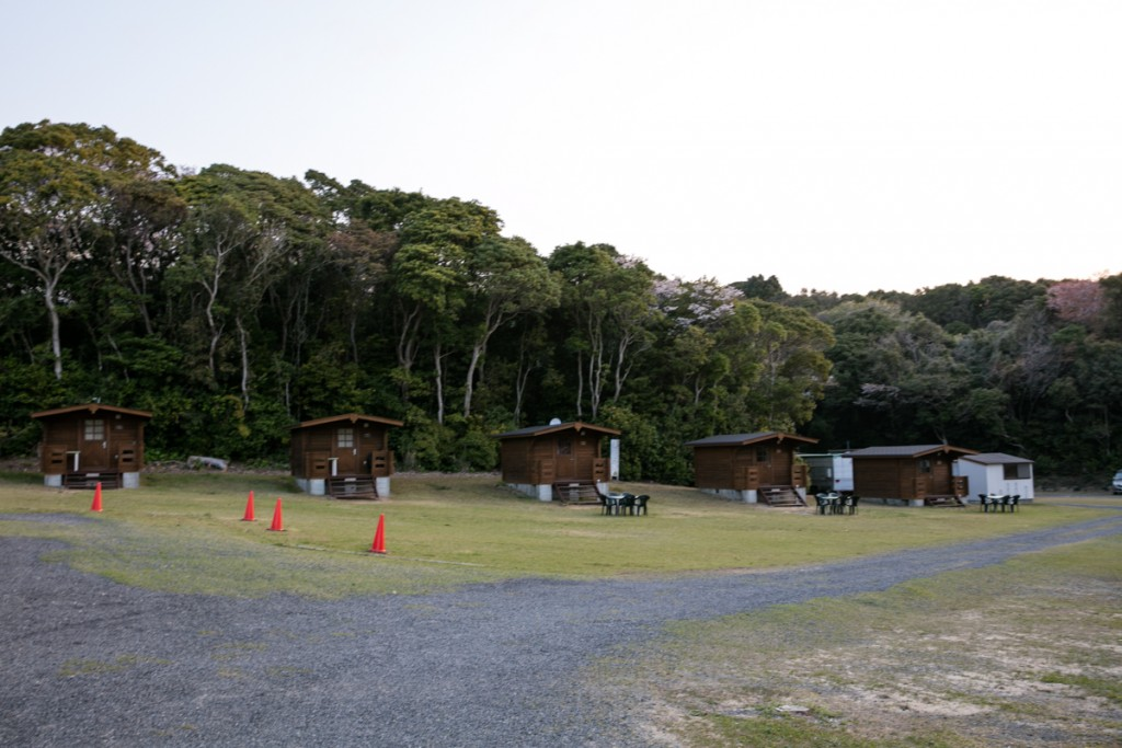 志摩オートキャンプ場 バンガロー2