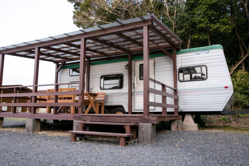 志摩オートキャンプ場 キャンピングハウス