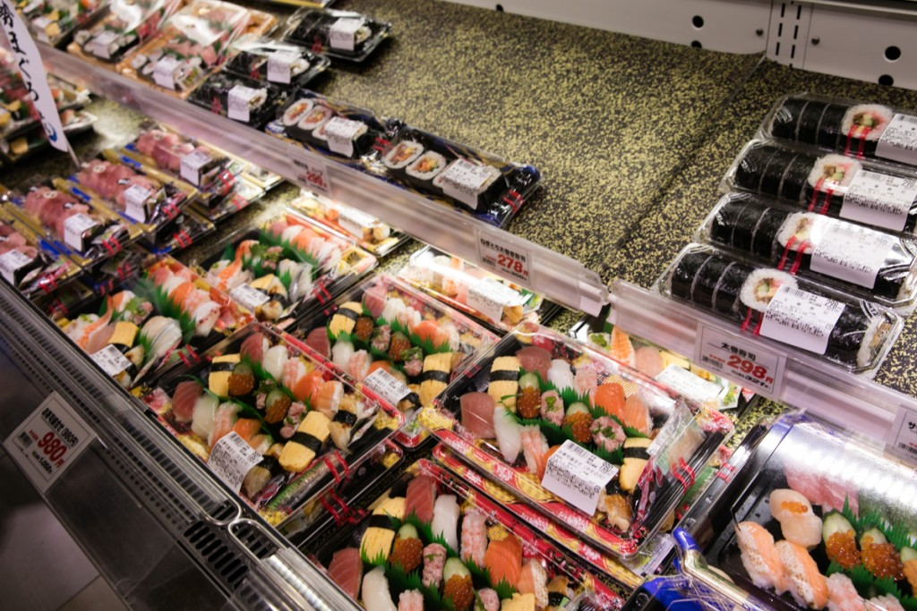 SUPER CENTER PLANT志摩店 惣菜コーナー1