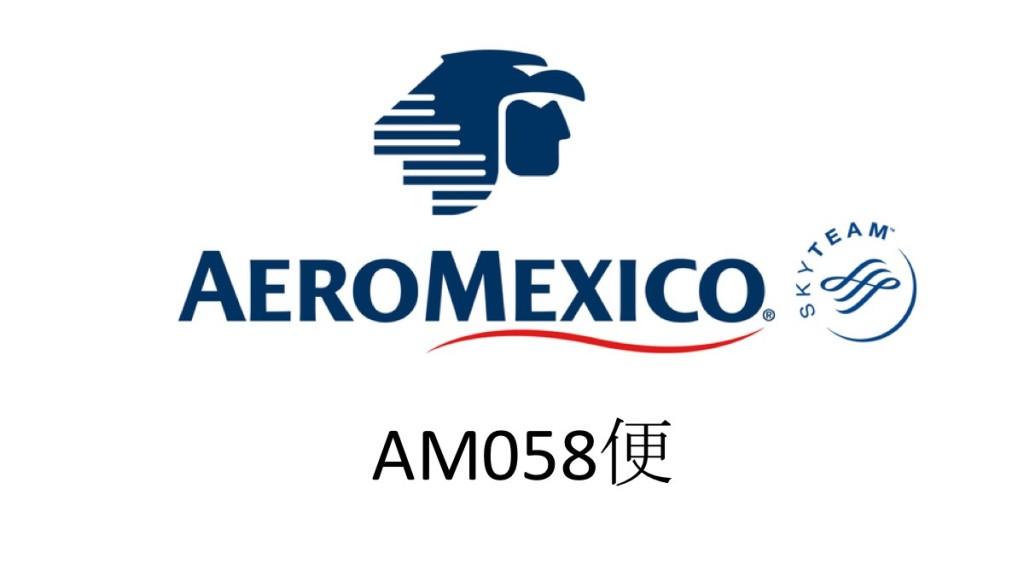 アエロメヒコ航空AM058便