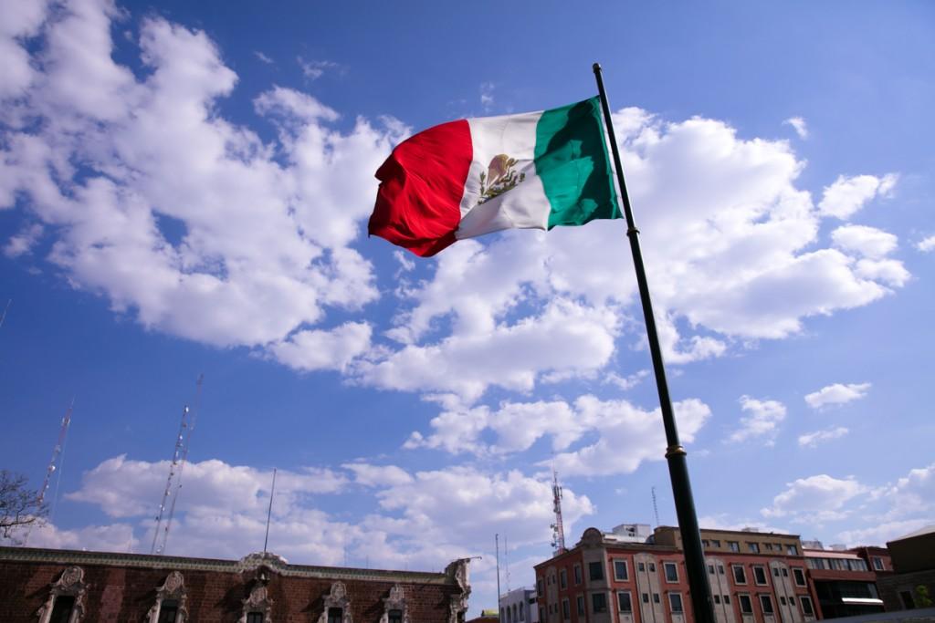 メキシコ アグアスカリエンテス パトリア広場1