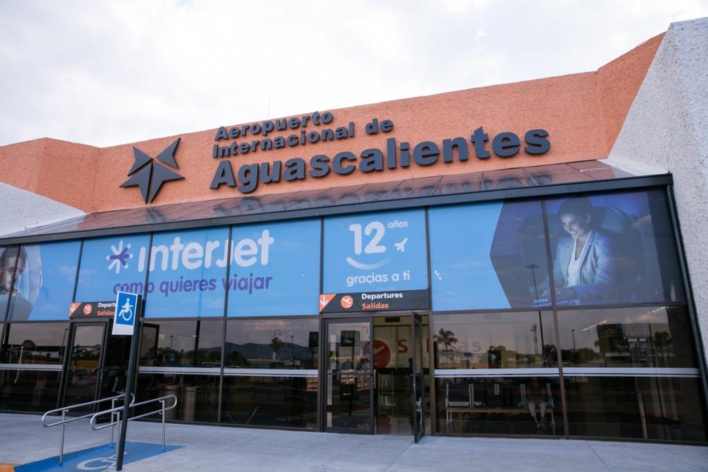 アグアスカリエンテス空港