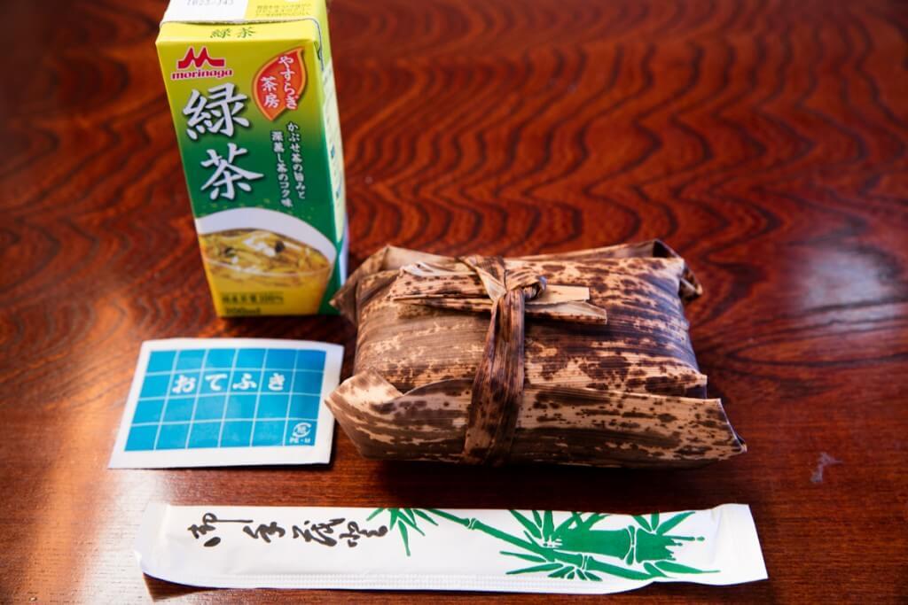 槍ヶ岳山荘 お弁当2