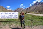 アコンカグア オルコネス登山口 y-hey