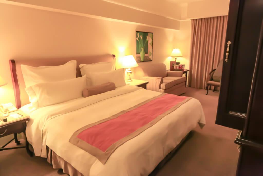 アグアスカリエンテス ホテル 室内