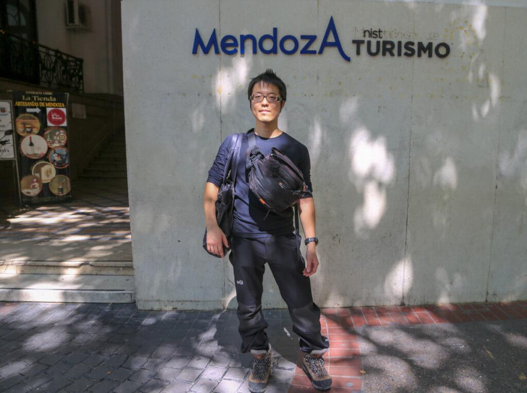 メンドーサ観光局とy-hey