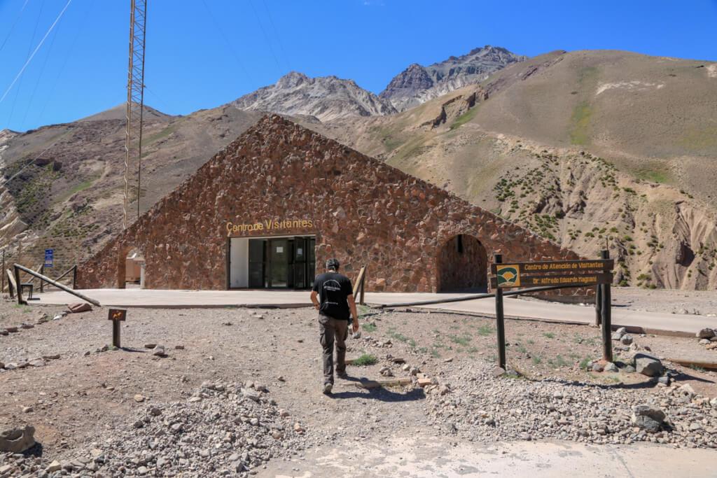 アコンカグア オルコネス登山口