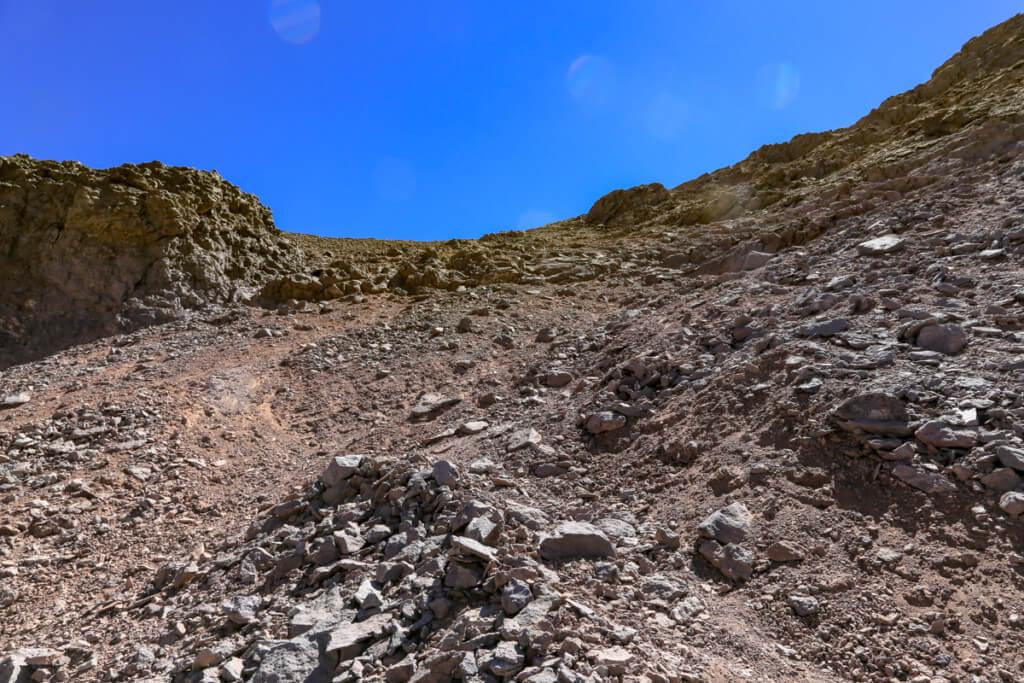 アコンカグア登山ベースキャンプ プラザ・デ・ムーラス〜キャンプカナダ3