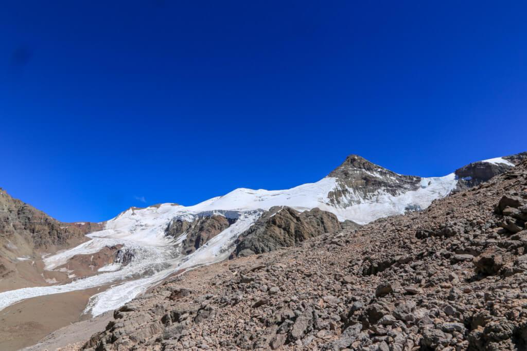 アコンカグア登山ベースキャンプ プラザ・デ・ムーラス〜キャンプカナダ5