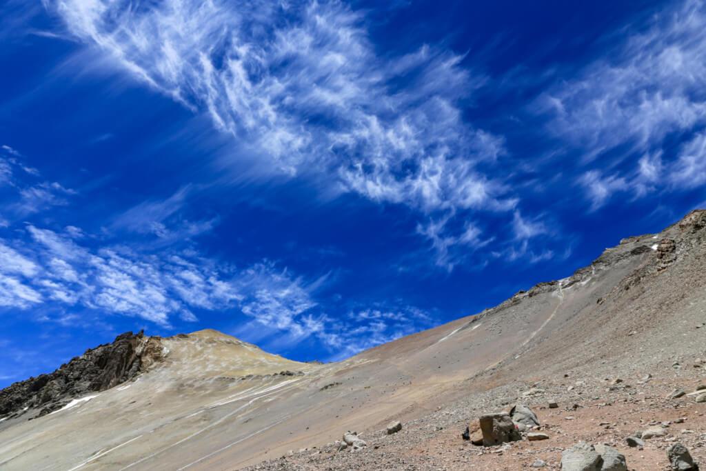 アコンカグア登山 キャンプカナダからニドデコンドレス3