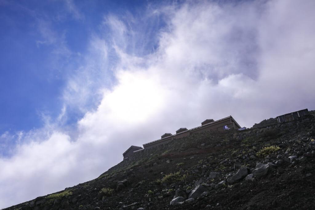 富士山 富士宮ルート 御来光山荘