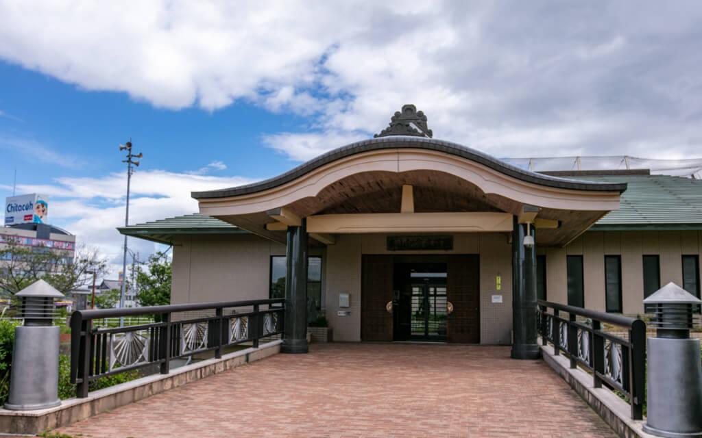青山記念武道館 外観