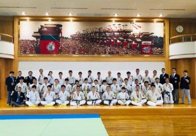 正道会館空手 昇段・昇級審査会 2019年6月
