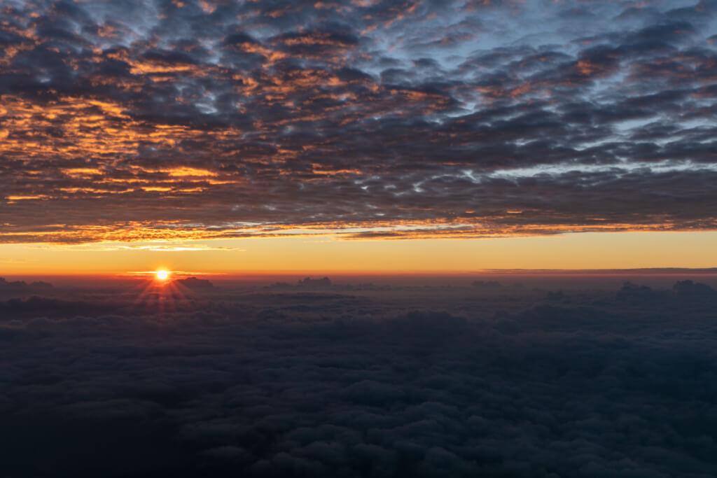 富士山 御来光5