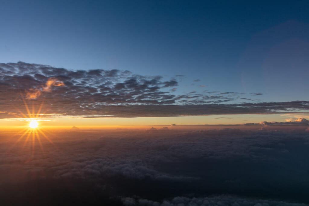 富士山 御来光7