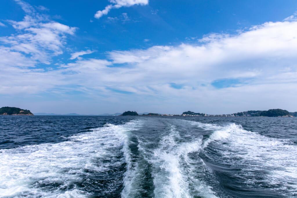篠島港〜片名港