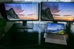 BenQ SW271, SW270C とMaxBook Pro
