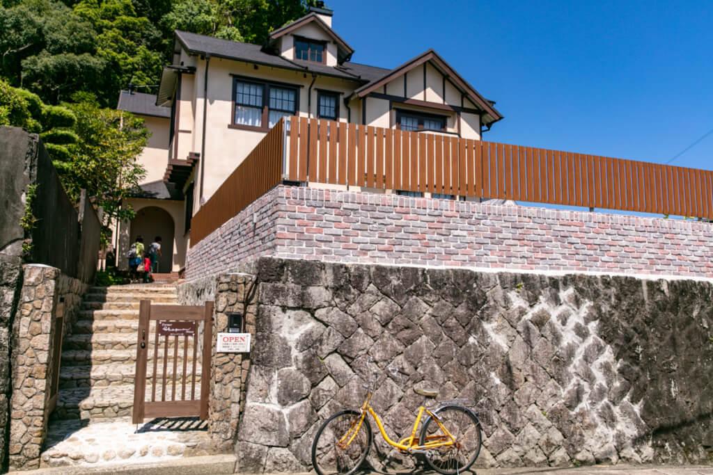 和歌山県新宮市 旧チャップマン邸 外観