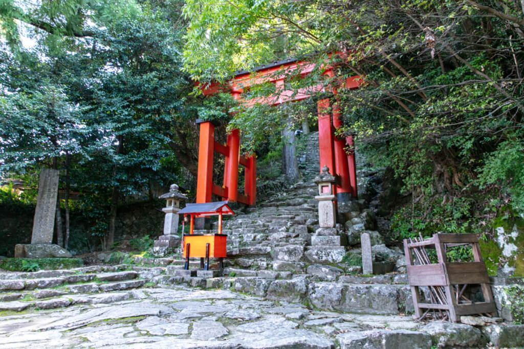 和歌山県新宮市 神倉神社 入口1