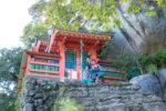 和歌山最強のパワースポット「神倉神社」 538段の石段を子供を背負って登ってみた結果